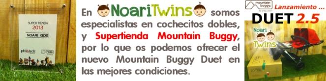 Supertienda Mountain Buggy