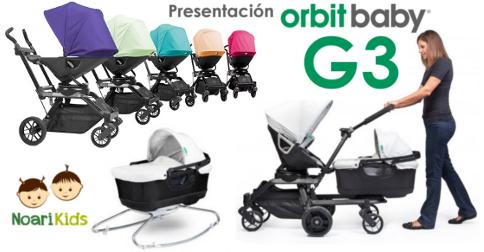 Presentación Orbit Baby